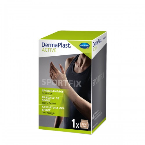 DERMAPLAST Active Sportbandage 8cmx5m
