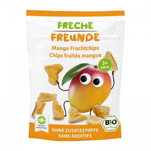 FRECHE FREUNDE Fruchtchips Mango Btl 14 g