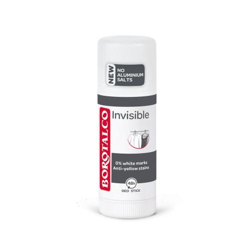 BOROTALCO Deo Invisible Stick 40 ml
