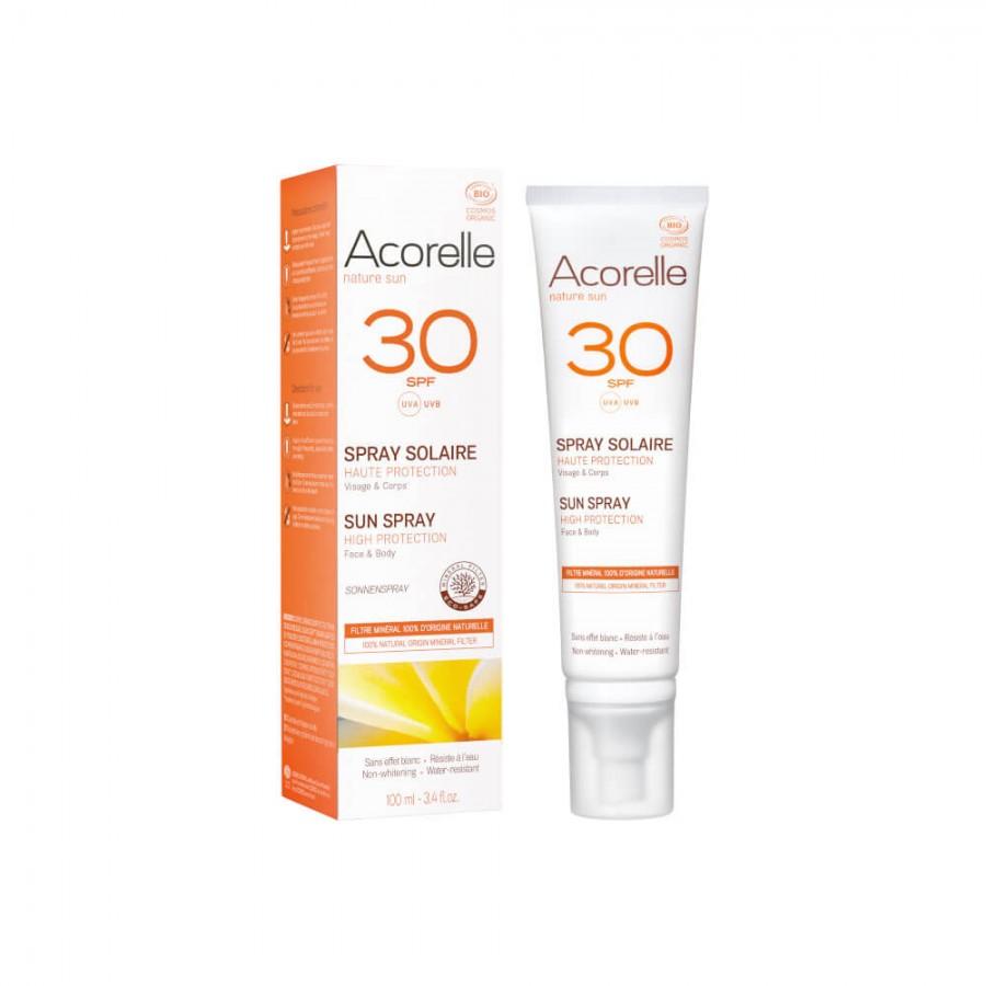 ACORELLE Sonnenspray LSF30 100 ml