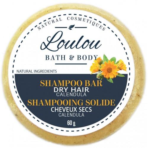 LOULOU HAIR Shampoo Bar Dry Hair 60 ml