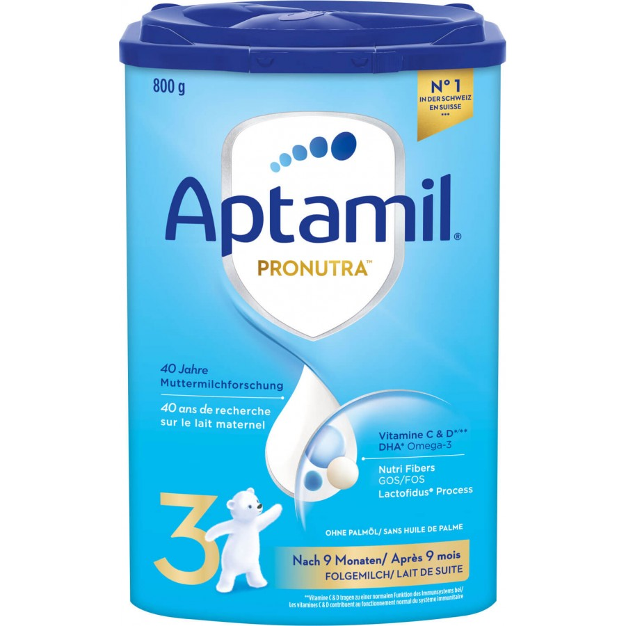 APTAMIL PRONUTRA 3 Ds 800 g
