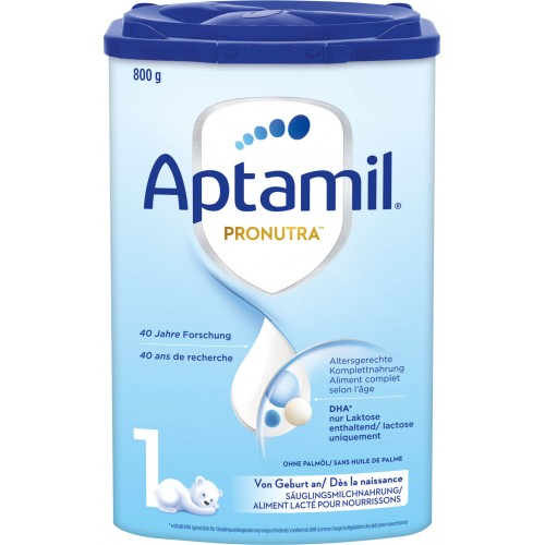 APTAMIL PRONUTRA 1 Ds 800 g