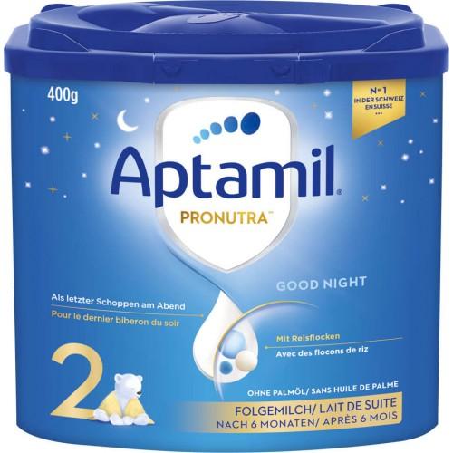 APTAMIL PRONUTRA GOOD NIGHT Ds 400 g