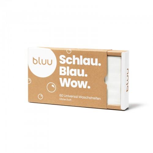 BLUU Waschstreifen ohne Duft 60 Stk
