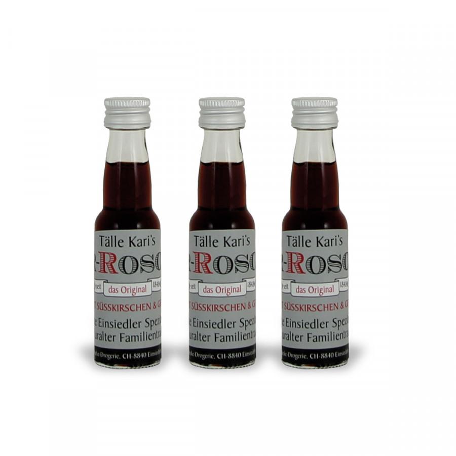 Hier sehen Sie den Artikel ROSOLI 3-ER PACK 20ml 000107 aus der Kategorie Rosoli. Dieser Artikel ist erhältlich bei unseredrogerie.ch