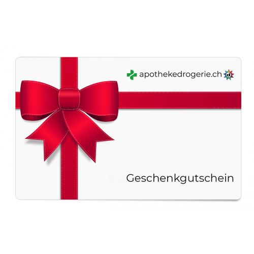 Geschenkgutschein apothekedrogerie