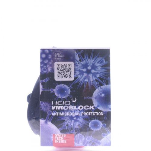 Hygienemasken Viroblock FFP2 mit Silber, schwarz 4 Lagig