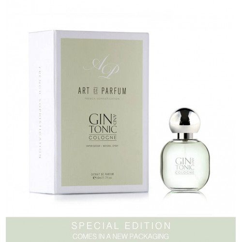 Art de Parfum Gin Tonic Cologne 50ml